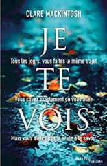 je te vois,clare mackintosh